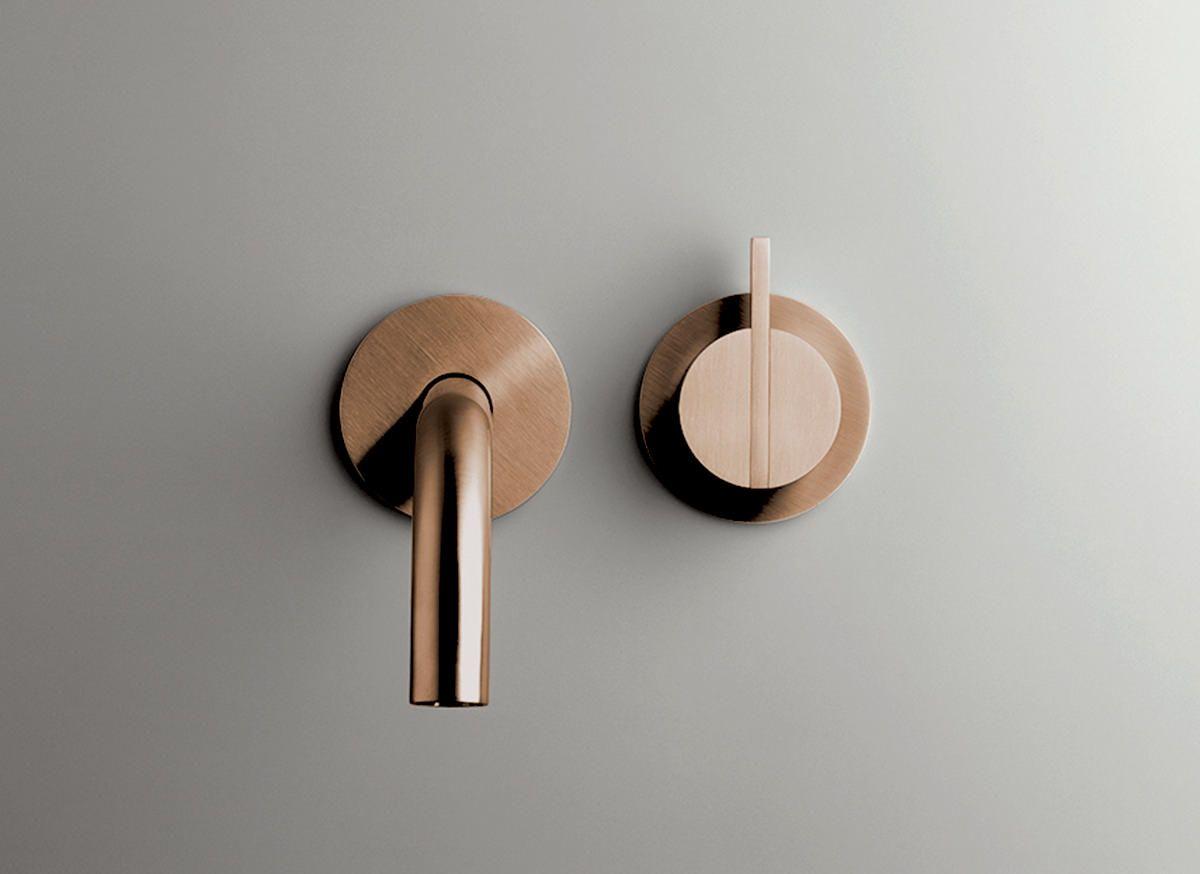 Raw Copper Collection Badezimmer Wasserhahn Waschtisch