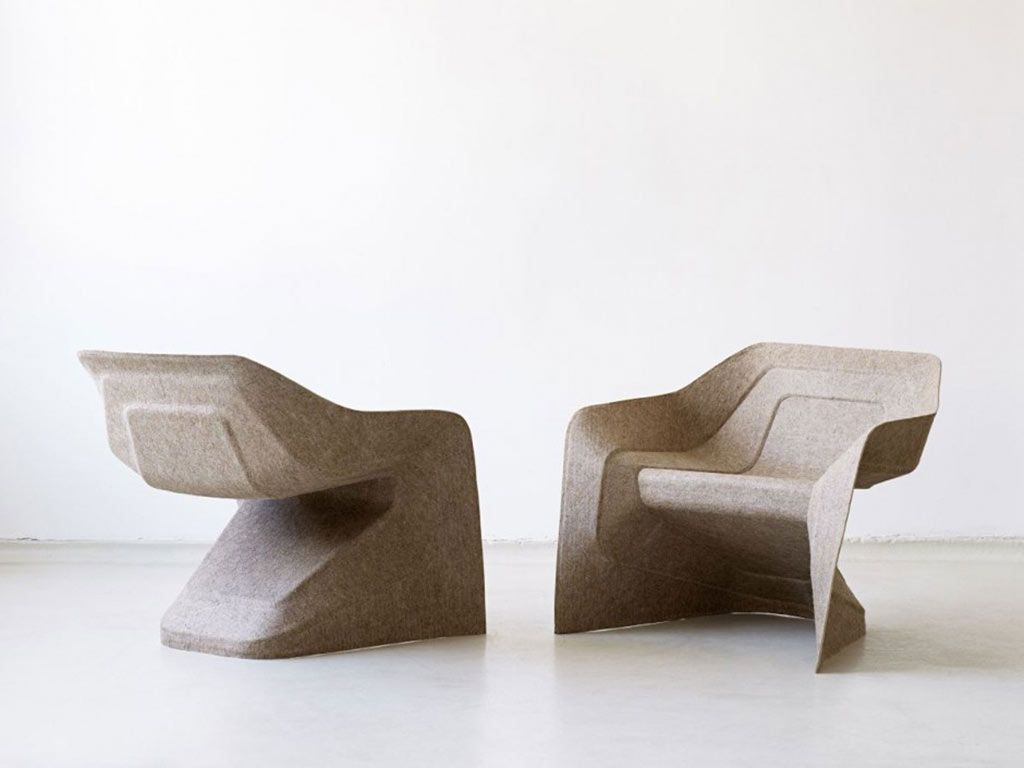 Ultra Modern Chairs Modern German Furniture  Strong Design Contemporary Furniture