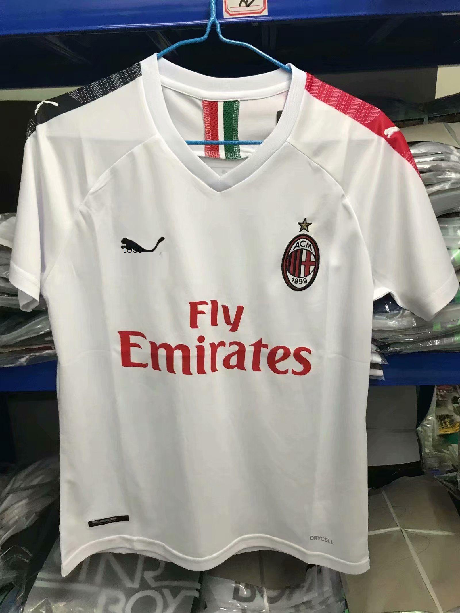 19//20 Soccer Football Kits Home Away Jersey Shirt Adult Kids Set Team Suit Socks