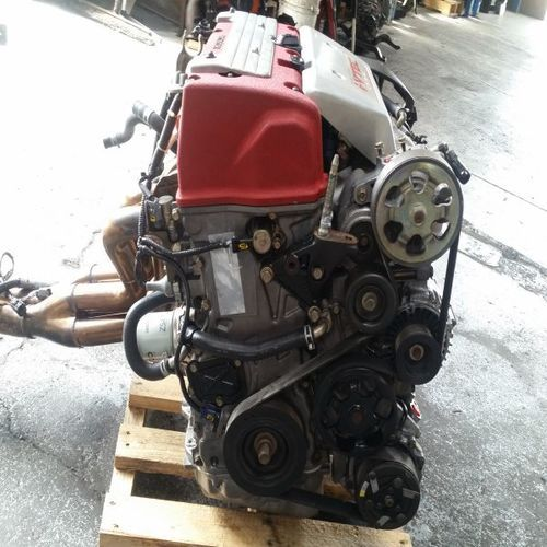 HONDA INTEGRA DC5 TYPE R JDM K20A MANUAL ENGINE AND
