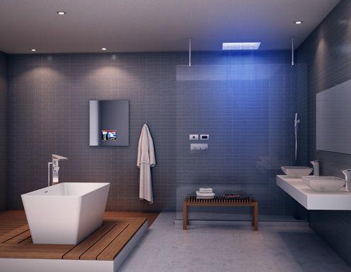 fiji bath b0003. aquabrass. #bathroom #tubfiller #design #