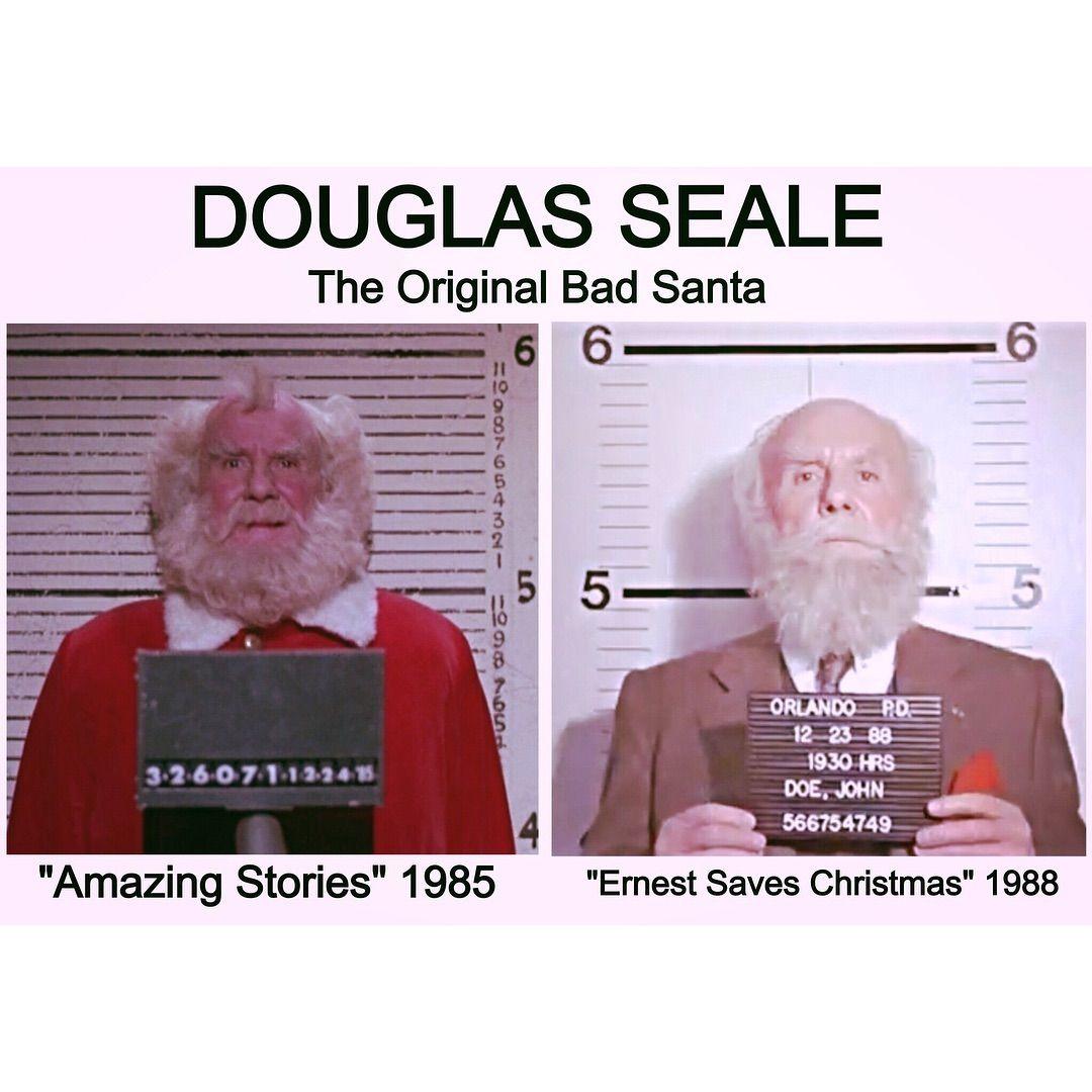 Ernest Saves Christmas Santa.Douglas Seale As Santa Ernest Saves Christmas Amazing