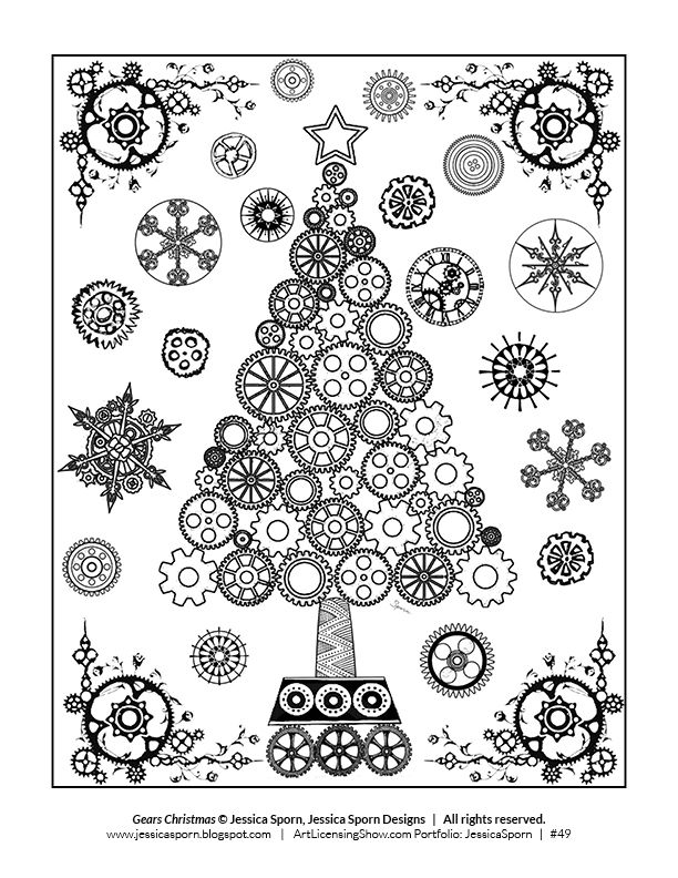 Free 92 Page Holiday Coloring Book Artlicensingshow Com Your 24 7 Virtual Art Licensing Show Holiday Coloring Book Coloring Pages Winter Christmas Coloring Pages