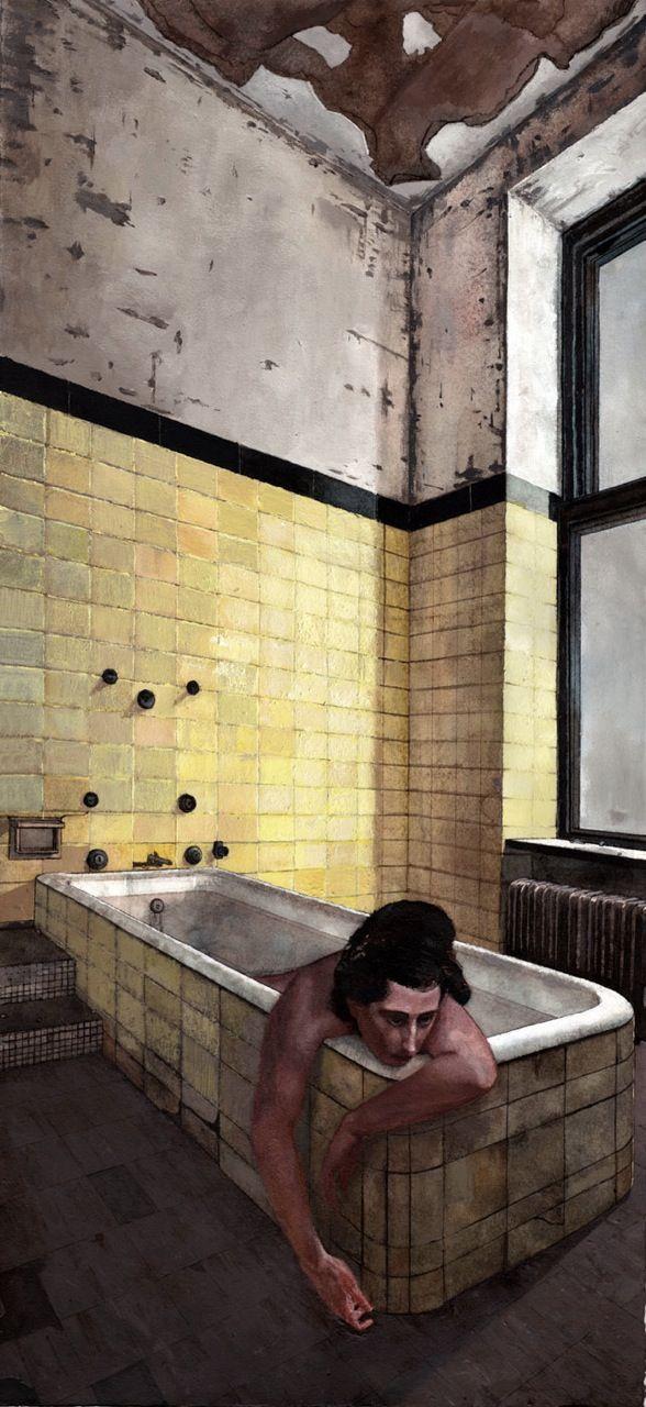 Matt Rota - Yellow Tiles