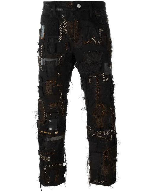 DENIM - Denim trousers Heikki Salonen ApIcR0