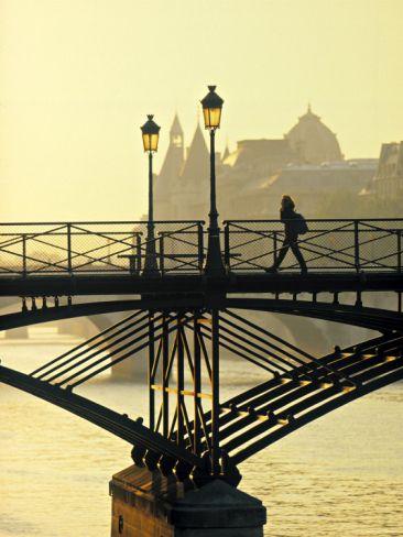 River Seine, Paris, France Photographic Print by Jon Arnold at Art.com