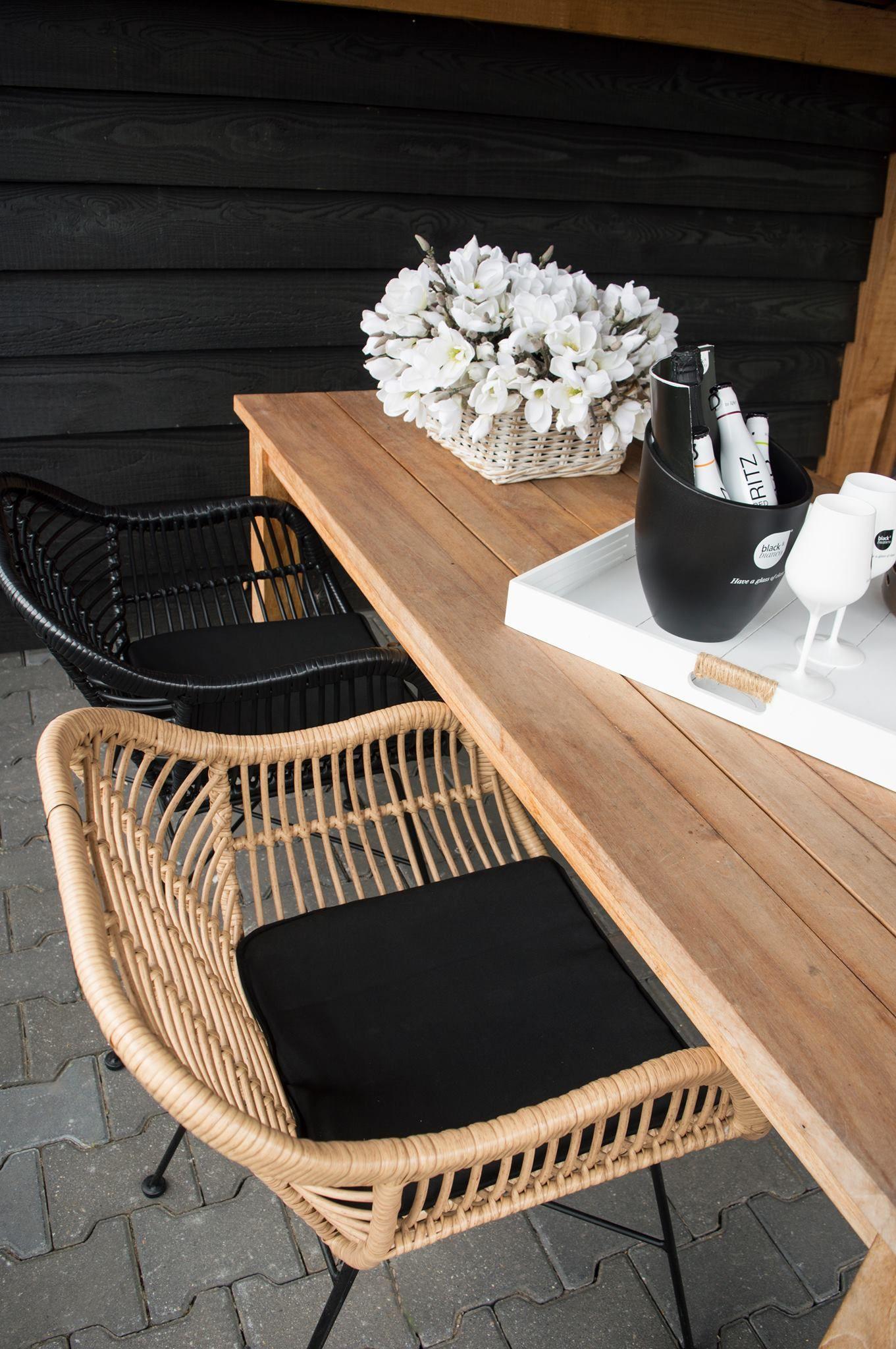 Photo of Deze Oslo stoelen zijn te combineren met allerlei stijlen en te gebruiken voor b…