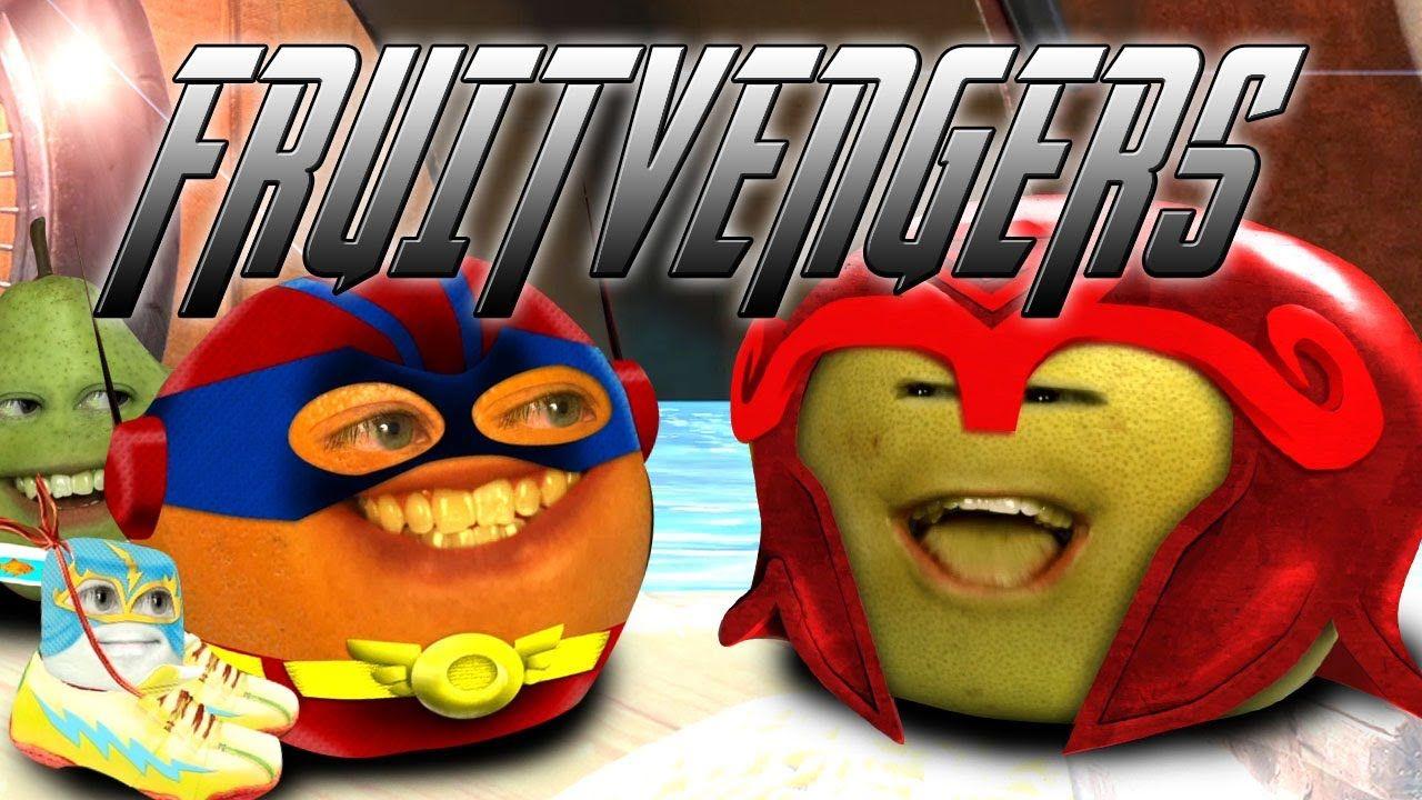 Annoying Orange HFA - Fruitvengers