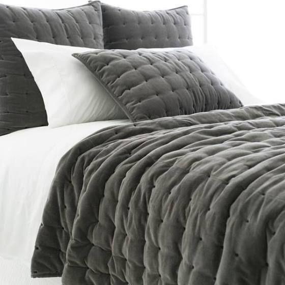 Tahari Sheets Sale: Tahari Velvet Comforter