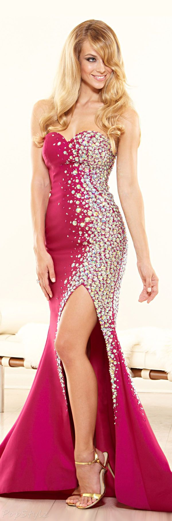 Terani Couture Evening Gown jaglady | Gorgeous dresses and shoes ...