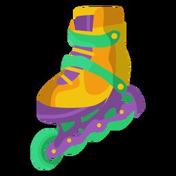 Roller Skate Shoe Illustration In 2020 Roller Skate Shoes Roller Skating Shoes Illustration