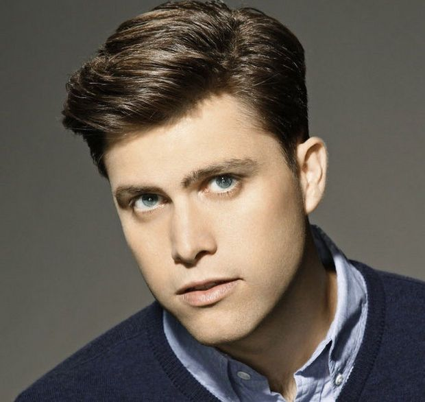 Colin Jost Hair Saturday Night Live Snl Reasons To Smile