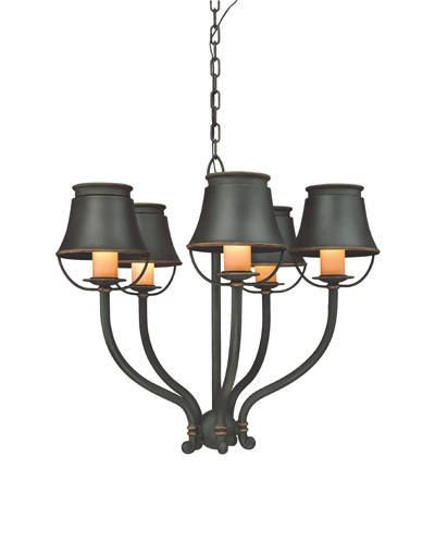 Madison Chandelier from Barn Light Electric