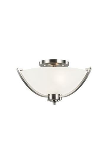 Patriot Lighting Elegant Home Skyler 2 Light 17 5 Ceiling Light