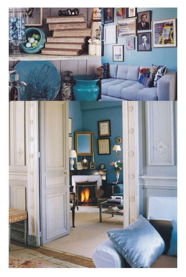 Benjamin Moore Foggy Seaside Inspired Colors Polar Ice Blue Haze And Lookout Point Www Annettetatum