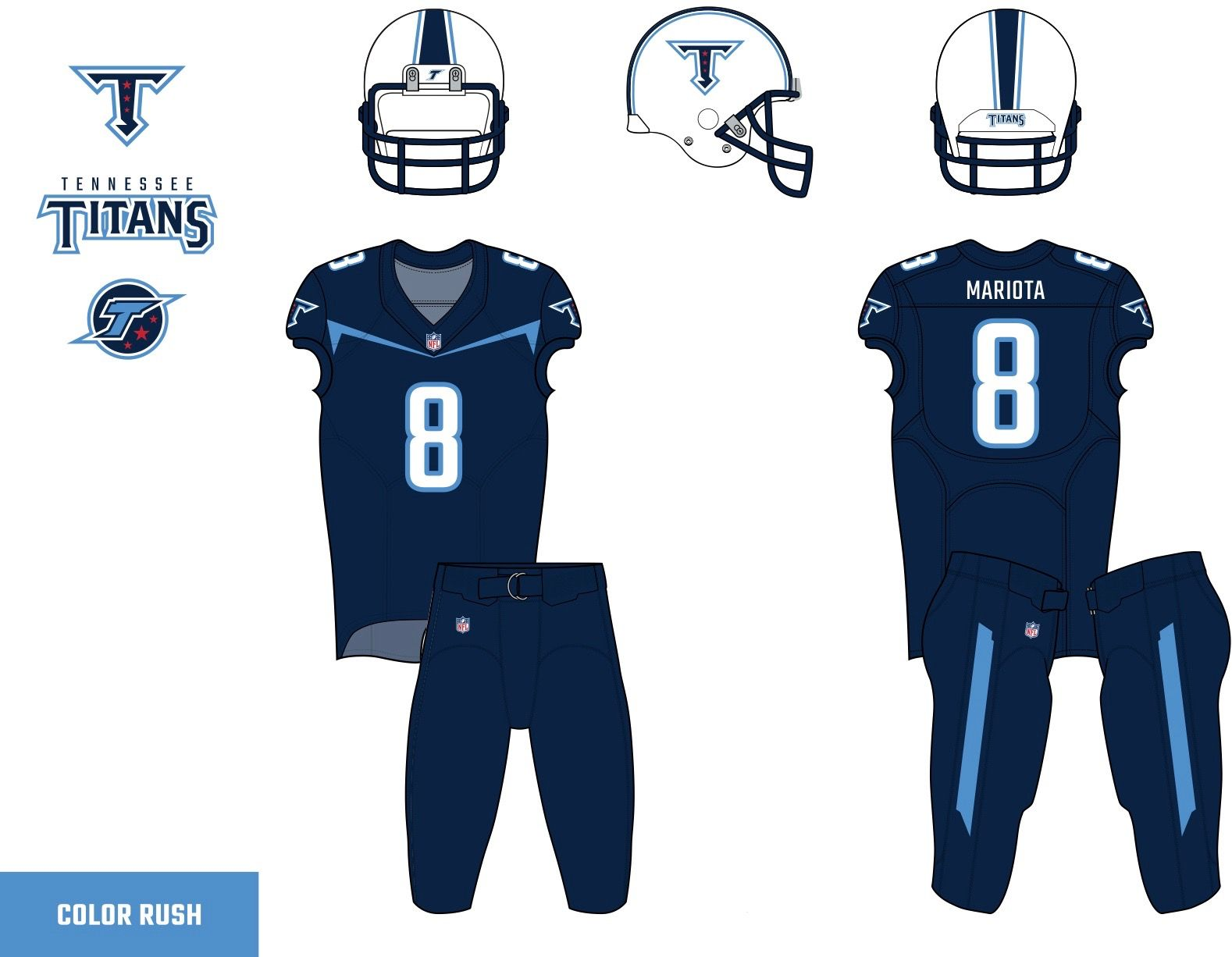 Who won our Titans redesign contest?
