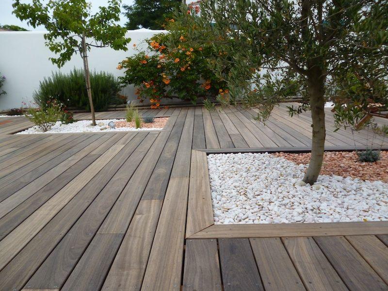 L\u0027O-Ré du Bois- Réalisations Terrasses bois amenagement exterieur