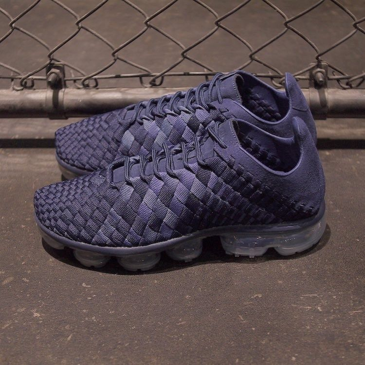 Nike Air VaporMax Inneva to Release in Navy - EU Kicks  Sneaker Magazine 90dc27691
