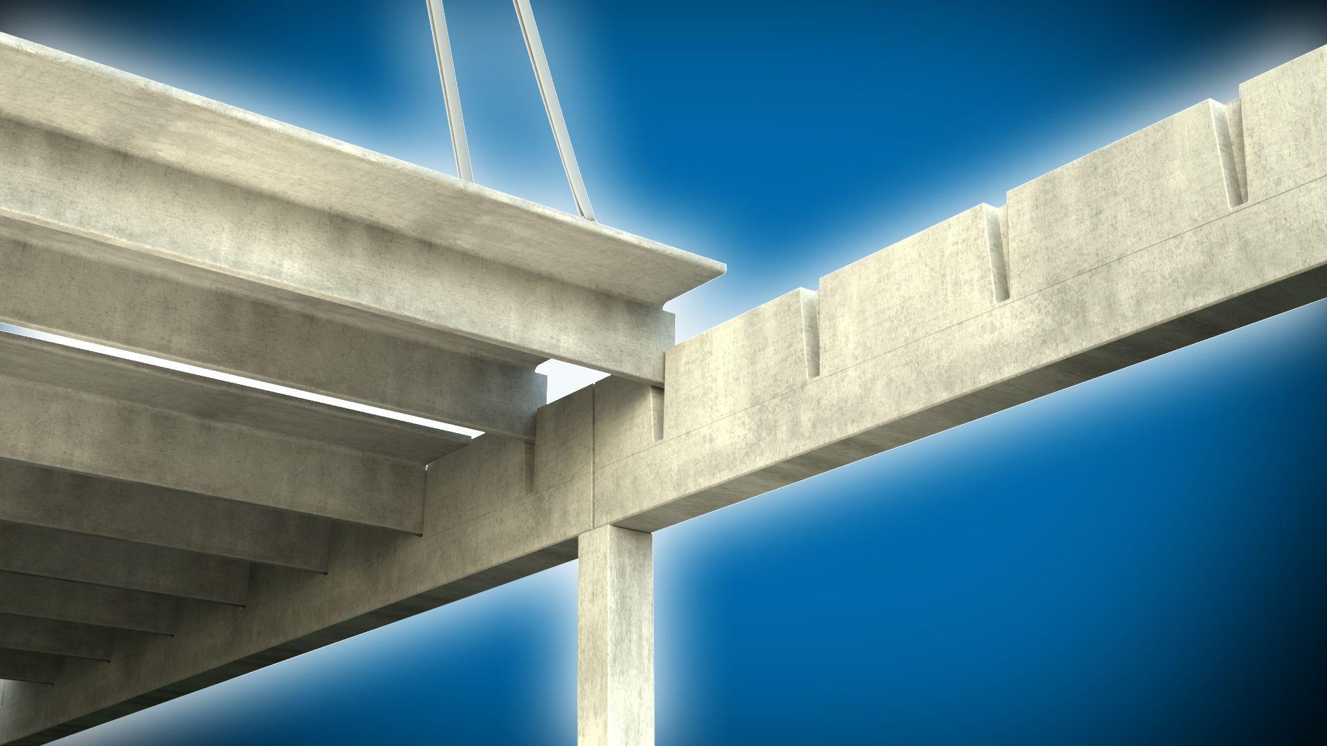 Concrete architecture wells concrete architectural for Architectural beams