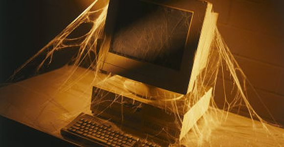 covered in cobweb | Cobweb-covered PC | Old computers, Things to sell,  Sweepstakes