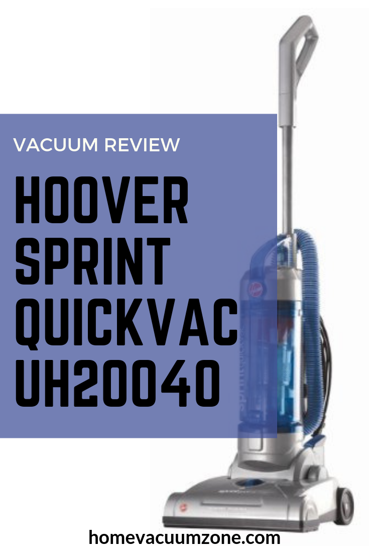 The Hoover Sprint Quickvac Upright Vacuum Is One Of The Cheapest Upright Vacuum Cleaners In The Market And Is Firmly In Vacuums Upright Vacuums Vacuum Reviews