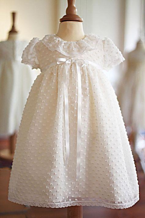 Robe de bapteme bebe fille dior