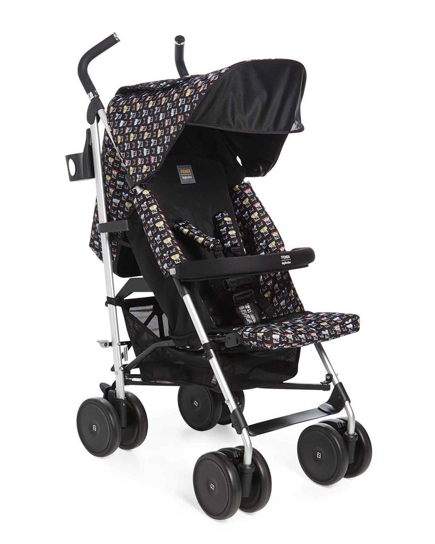 Wondrous Aluminum Monster Stroller Henna Baby Strollers Fendi Dailytribune Chair Design For Home Dailytribuneorg