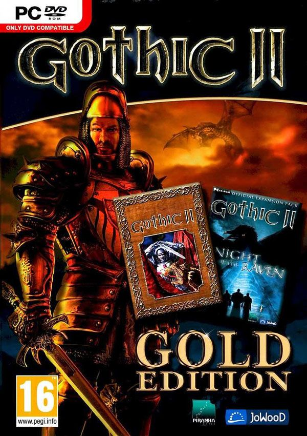 Gothic 2 Gold Edition Download Cover Free Game | Games Screenshots