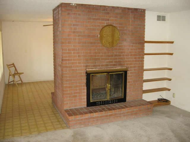 1960s Fireplace Phoenix Homes Design Through The Decades