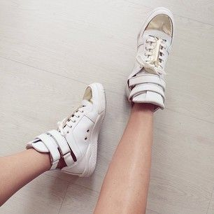 Love these Sneakers!!! CAMERON - Collection FW14-15 - Collection FW14 - Chiara Ferragni Collection