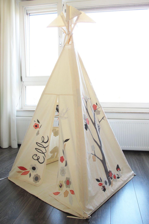 kids tipee play tents