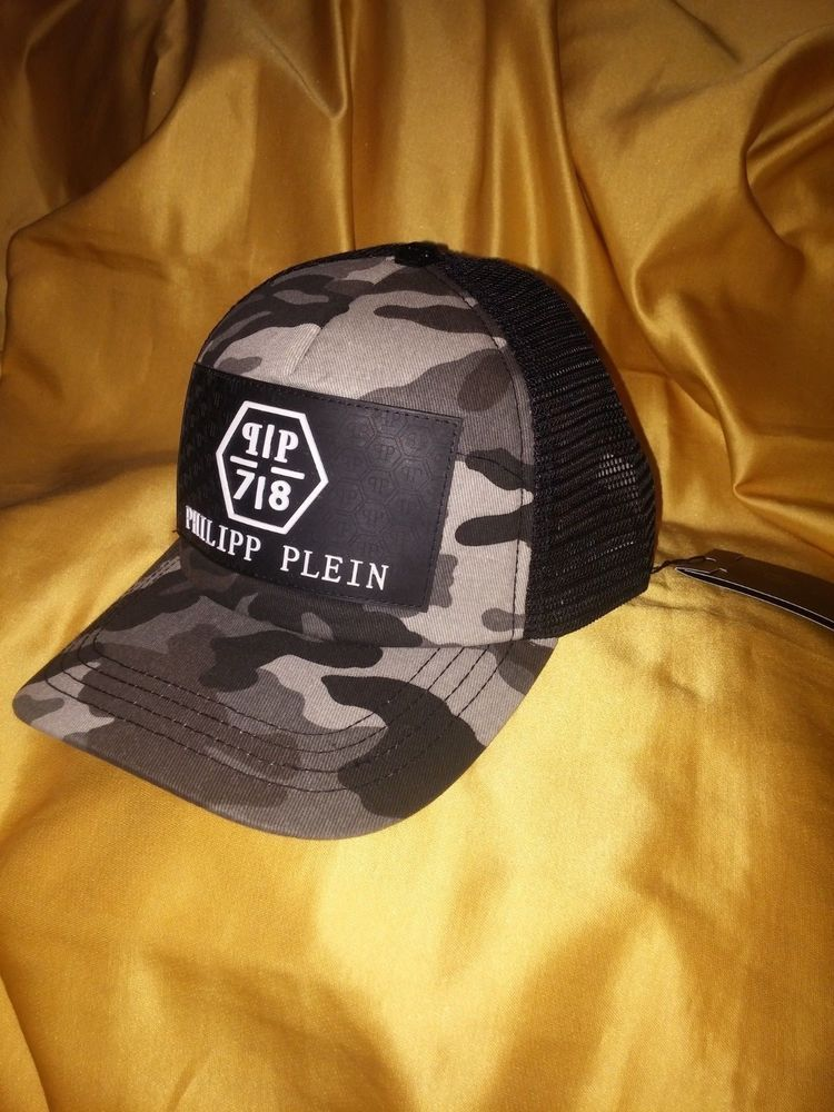 b52b180dd9d Philipp Plein hat Camouflage color baseball cap Model 2018  fashion   clothing  shoes  accessories  mensaccessories  hats (ebay link)