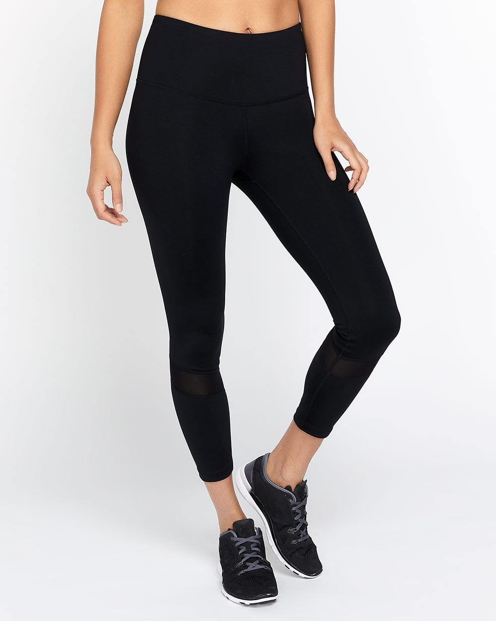 7e85823766 Shop online for Hyba Cropped Compression Legging. Find Leggings & Pants,  Bottoms, HYBA Activewear and more at Reitmans
