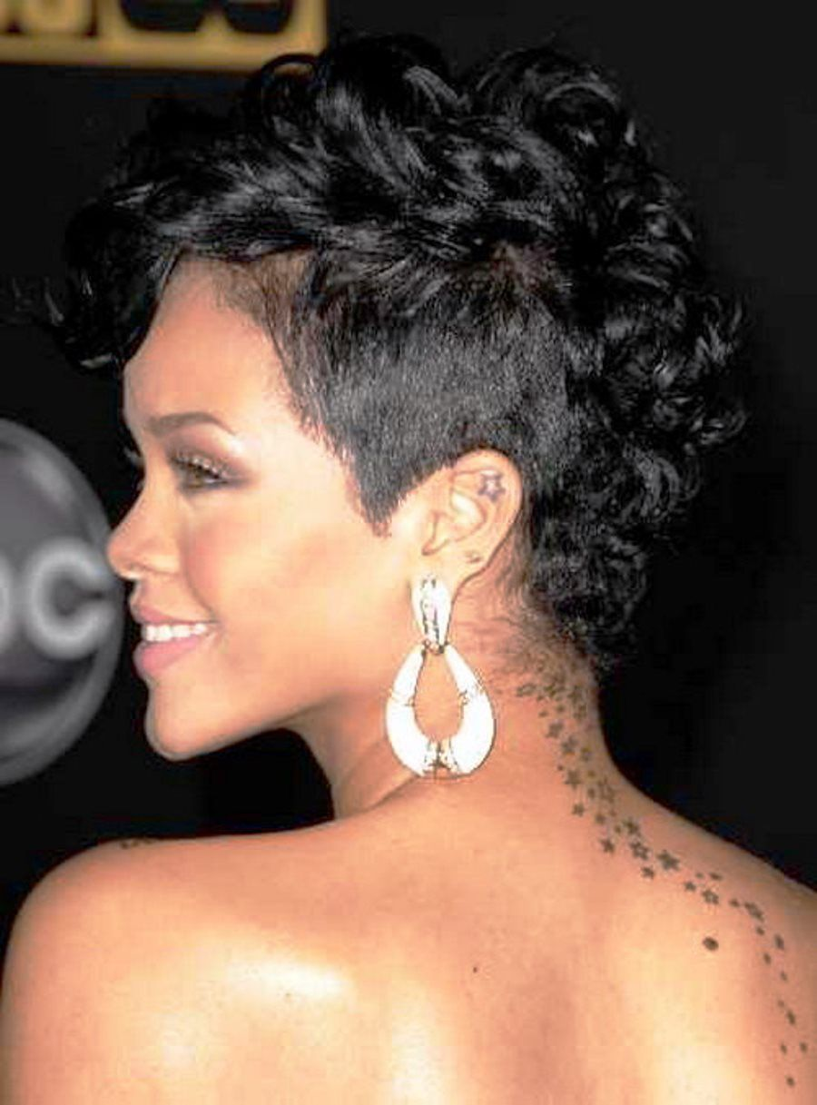 Short Hairstyles For Thin African American Hair