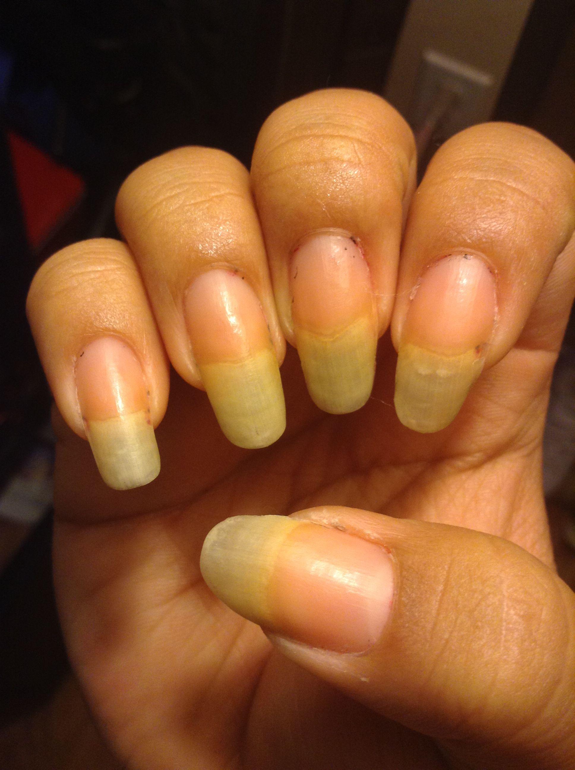 My Natural Nails Bb Natural Nails Nails Grow Out