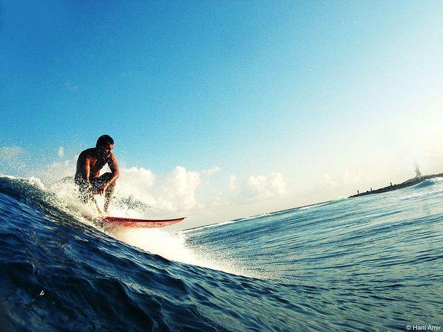 Imma Surf  di Hani Amir