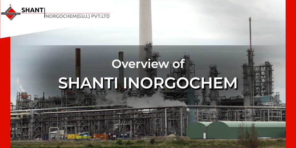 Introduction Of Shanti Inorgochem In 2020 Shanti Sodium India