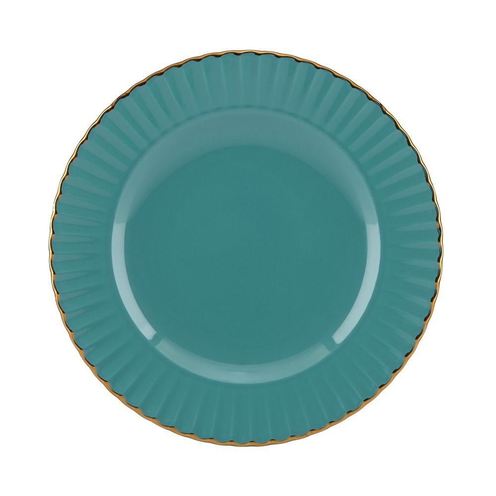 Marchesa by Lenox Shades of Grey Accent Plate