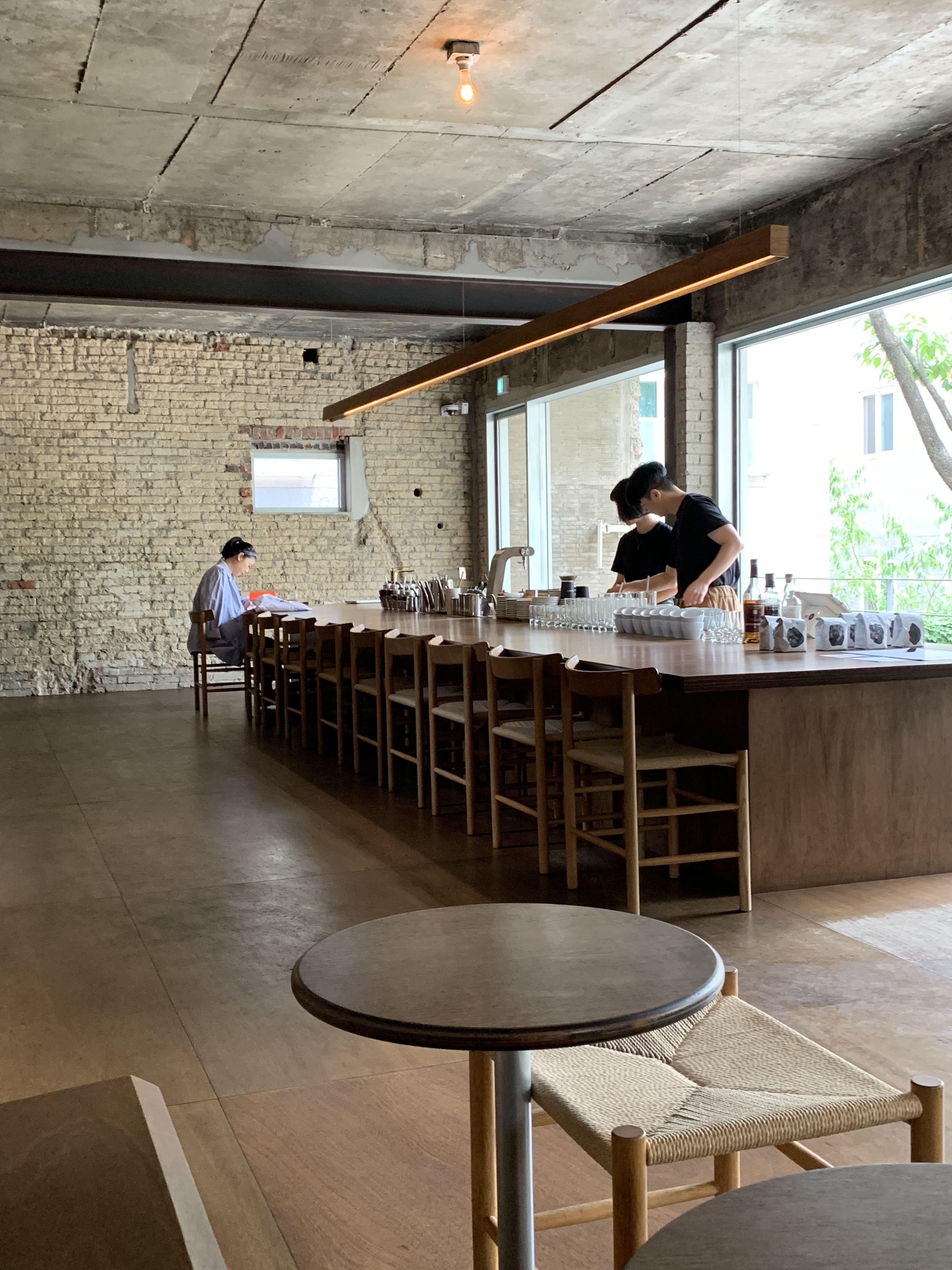 Korea's best coffee shops anthracite seokydong mapogu