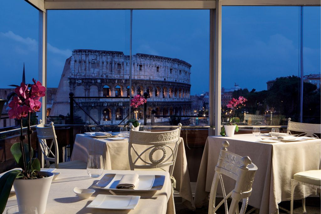 Best Ristoranti Terrazze Roma Gallery - Idee Arredamento Casa ...