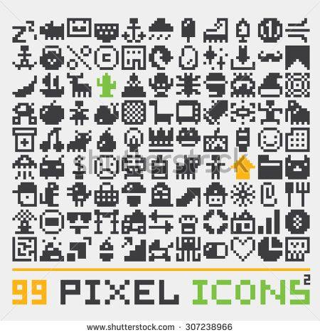 2 bit pixel art
