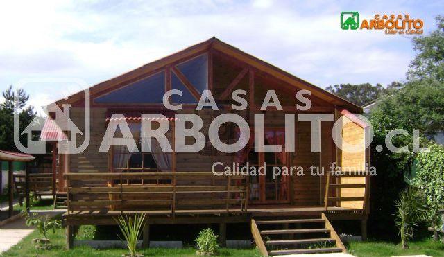 Modelos de casas prefabricadas de madera nativa casas for Casetas prefabricadas pequenas