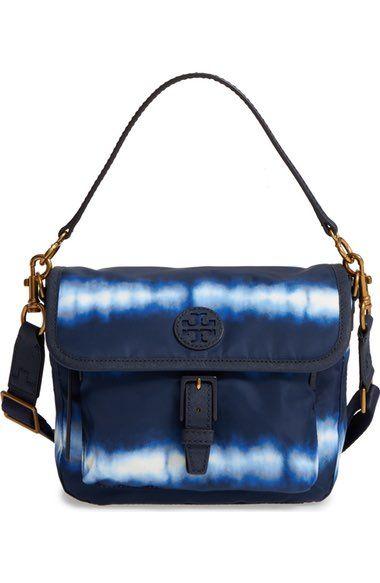 000f27095a33 TORY BURCH Tie Dye Scout Nylon Crossbody Bag.  toryburch  bags  shoulder  bags  hand bags  nylon  crossbody