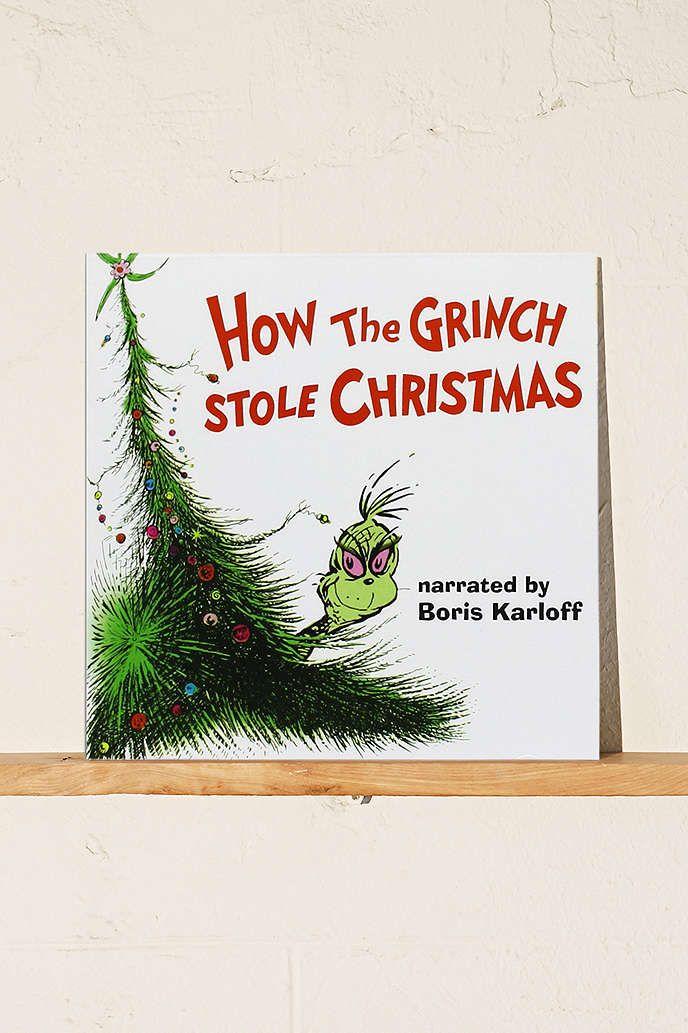 Various Artists - Dr Seuss\u0027 How The Grinch Stole Christmas Original
