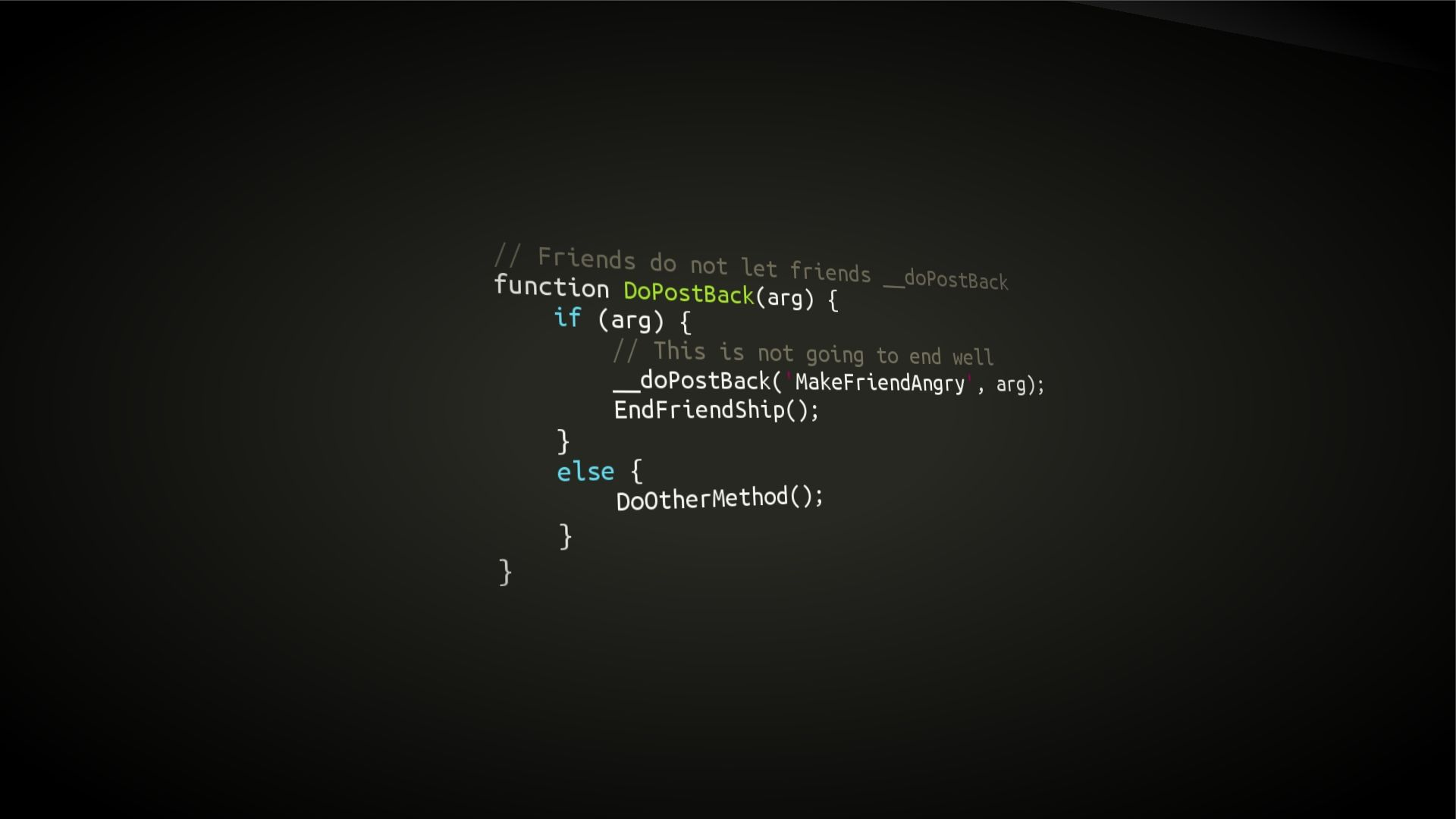 Javascript Developer Wallpaper
