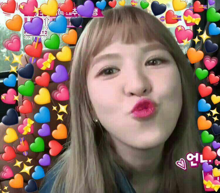 Wendy Red Velvet Dengan Gambar Lucu