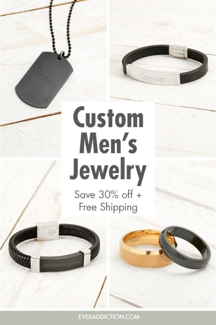 Find custom gifts for him and save 30 with free shipping