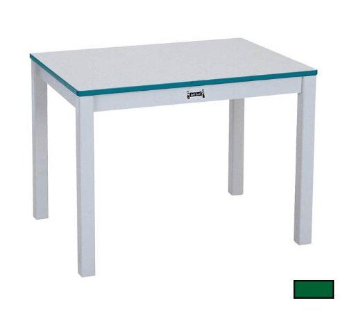 30 X 24 Rectangular Classroom Table Side Finish Green Table Size 24 You Can Get Additional Details At The Image Rectangle Table Table Kids Table Chair Set