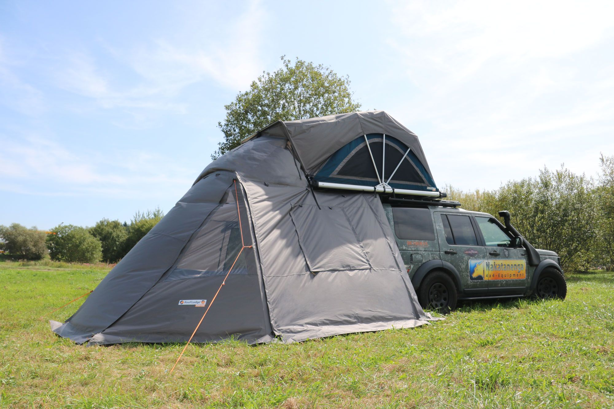 Awning Roof Lodge Tent Exo Roof Tent Tent Awning Roof
