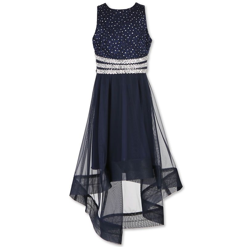 19c83142f2de10 Speechless Embellished Sleeveless Maxi Dress - Big Kid Girls ...